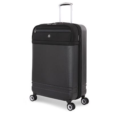 SwissGear Geneva Hybrid 28  Checked Luggage - Black