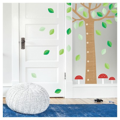 Paper Riot Growth Tree Jumbo Wall DecalsTarget