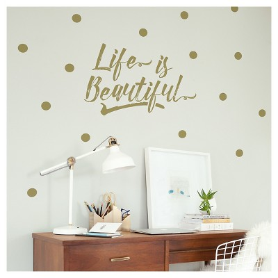 Great Paper Riot Love Is Family Treasure Jumbo Wall Decal Part 15