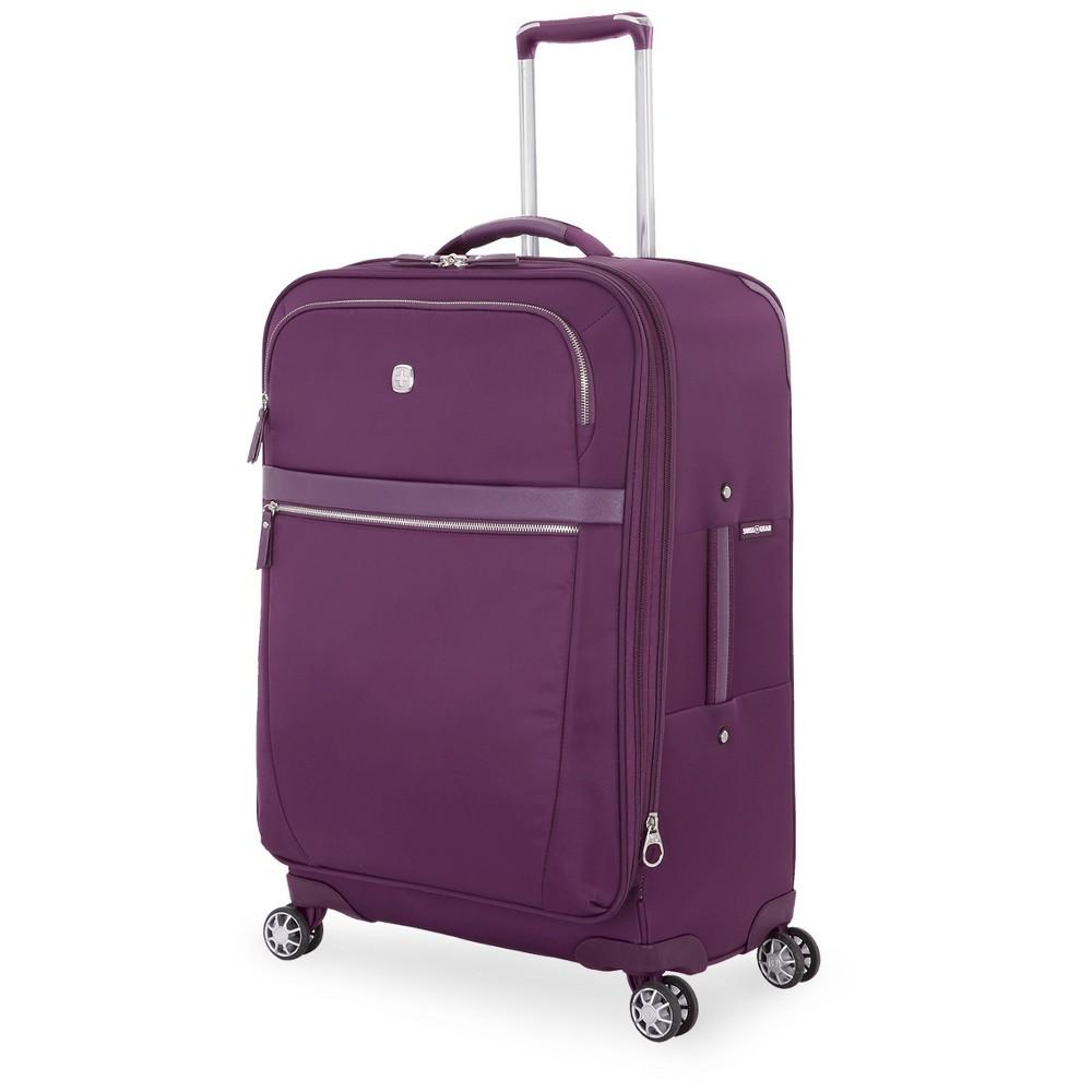 SwissGear Geneva 24 Carry-On Luggage - Purple