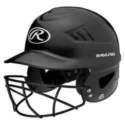 Rawlings Coolflo Baseball Helmet
