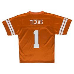 Texas Longhorns Youth Football Jersey