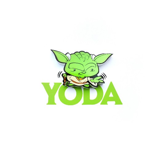 Targetti Wall Lights : 3D Light FX Mini Nightlight Yoda : Target
