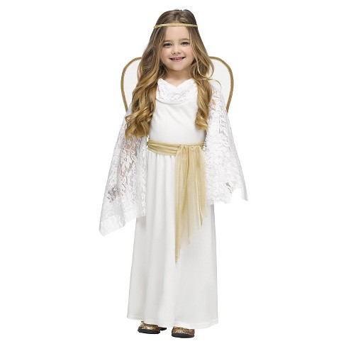 Girls' Angelic Miss Toddler Costume - image 1 of 1