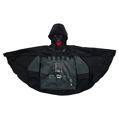 Target black raincoat