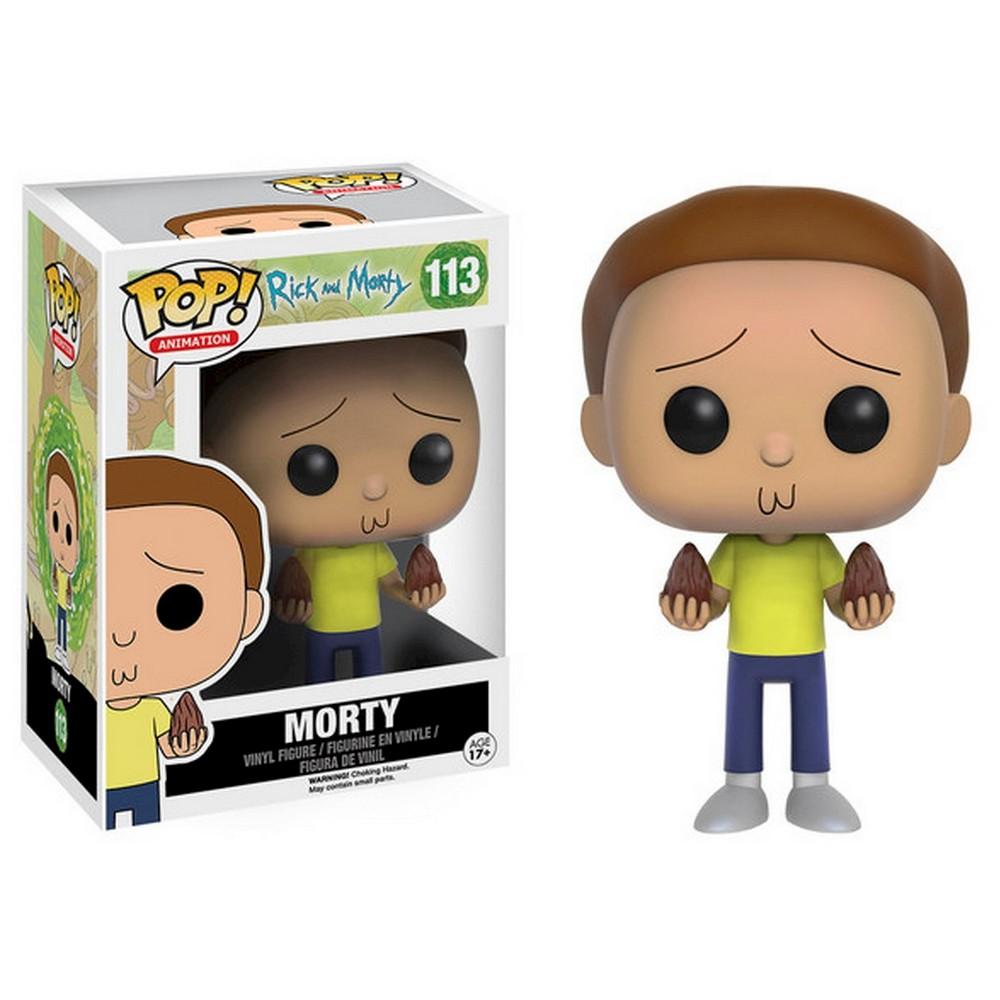 Pop! Animation: Rick & Morty - Morty