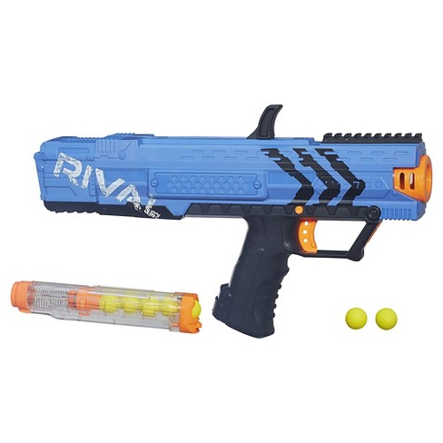 NERF Rival Apollo XV 700 Blue Toy Blaster