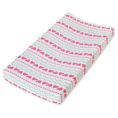 Aden® by Aden + Anais® Changing Pad Cover - Light Hearted