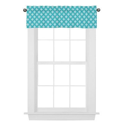 Sweet Jojo Designs Window Valance - Mod Elephant