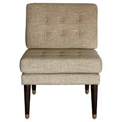 Classic Tufted Slipper Chair - Nate Berkus™