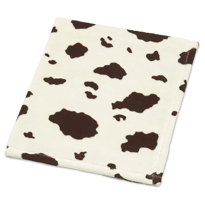 Sweet Jojo Designs Plush Baby Blanket - Wild West