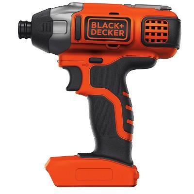 BLACK+DECKER™ 20V Max* Impact Driver (Bare Tool)- Orange