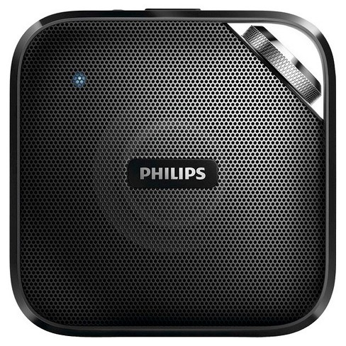 Philips BT2500B/37 Anywhere Bluetooth Portable Speaker - Black - image 1 of 1