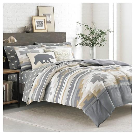 Fidalgo Comforter And Sham Set Full Queen Eddie Bauer Target
