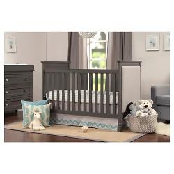 DaVinci Lila 3-in-1 Convertible Upholstered Crib