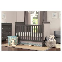Baby Relax Miles Campaign Crib White Target