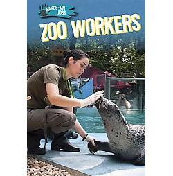 Zoo Workers (Vol 6) (Reprint) (Paperback) (Richard Alexander)