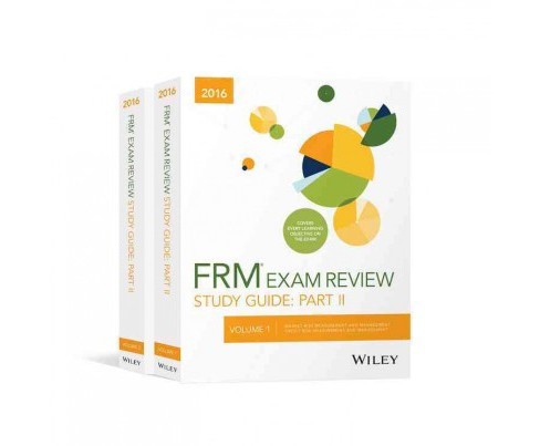 FRM Exam Review 2016 (Study Guide) (Paperback) (Christian H. Cooper) - image 1 of 1
