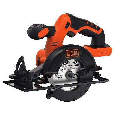 BLACK+DECKER™ 20V Max* Circular Saw (Bare Tool)- Orange