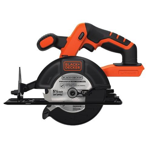 Blackdecker 20v max circular saw bare tool orange target greentooth Images