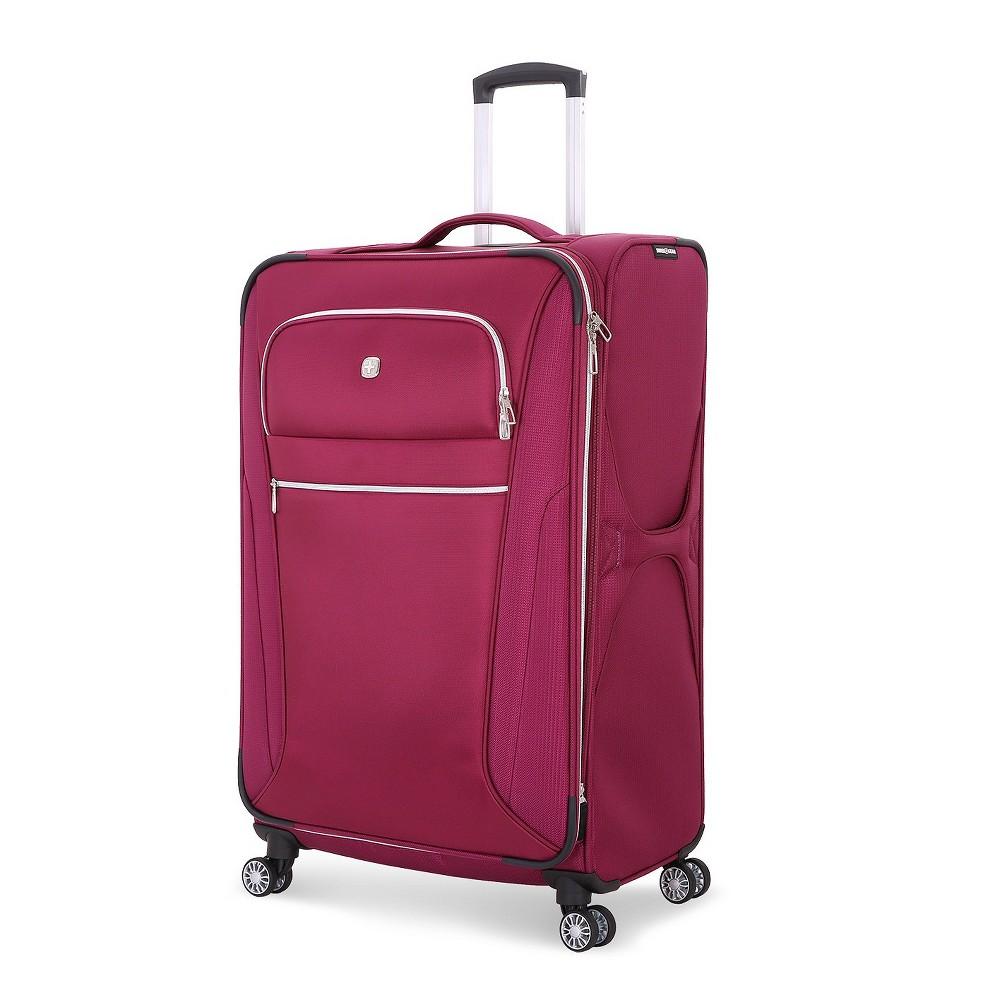 SwissGear Checklite 29 Luggage - Purple