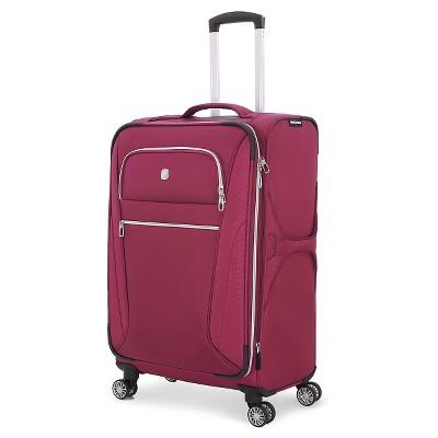 SwissGear Checklite 24  Luggage - Purple