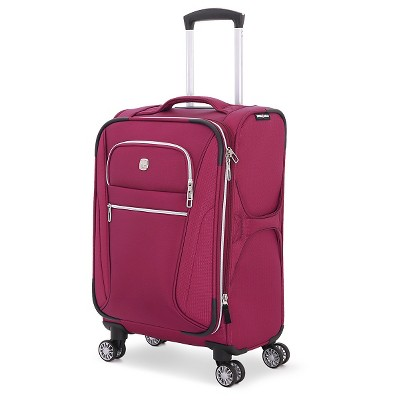 SwissGear Checklite 20  Carry On Pilot Case - Purple