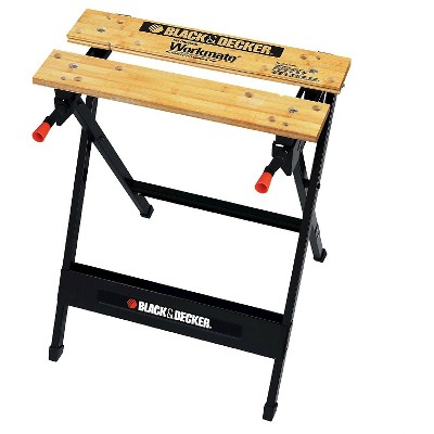BLACK+DECKER™ Workbench - Black