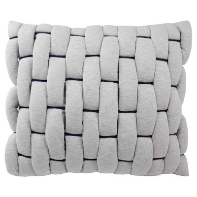 Gray Cersei Throw Pillow 18 X18  - Vue®