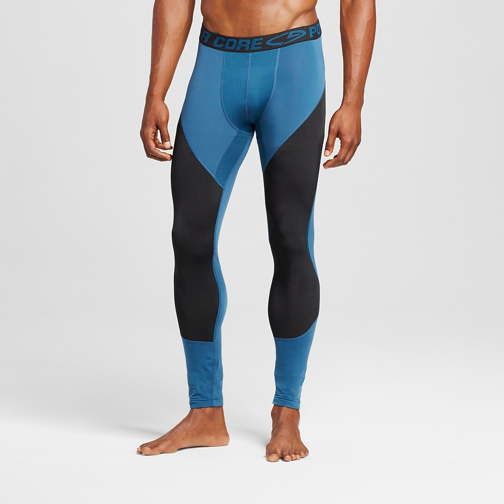 Activewear Leggings - C9 Champion Teal Regatta Xxl, Men's