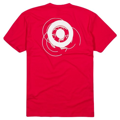 Men's Target Spiral Fitted T-Shirt - image 1 of 2