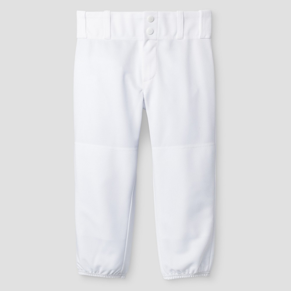 Girls Activewear Pants - C9 Champion White M