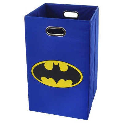 Logo Folding Hamper Blue - Batman®