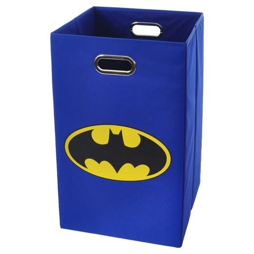 Superhero folding hamper batman target - Batman laundry hamper ...