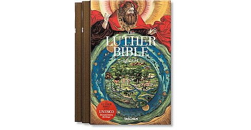 The Luther Bible of 1534 (Bilingual) (Hardcover) - image 1 of 1