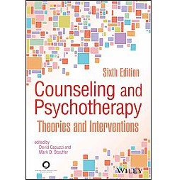Counseling and Psychotherapy : Theories and Interventions (Reprint) (Paperback)