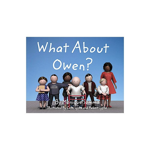 What About Owen? (Paperback) (Monique Somma)