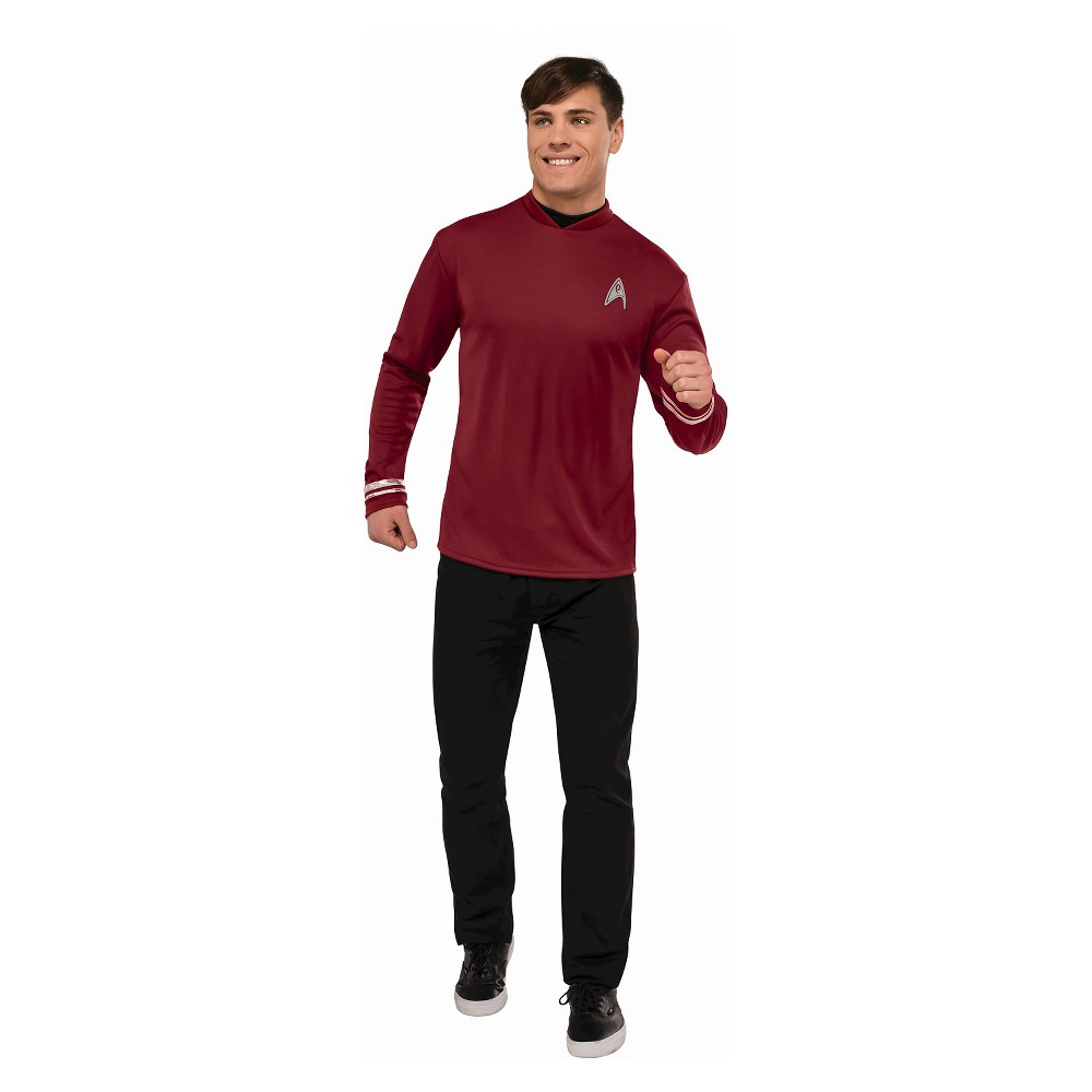 Mens Star Trek Beyond: Scotty Classic Shirt Costume One Size, Multi-Colored