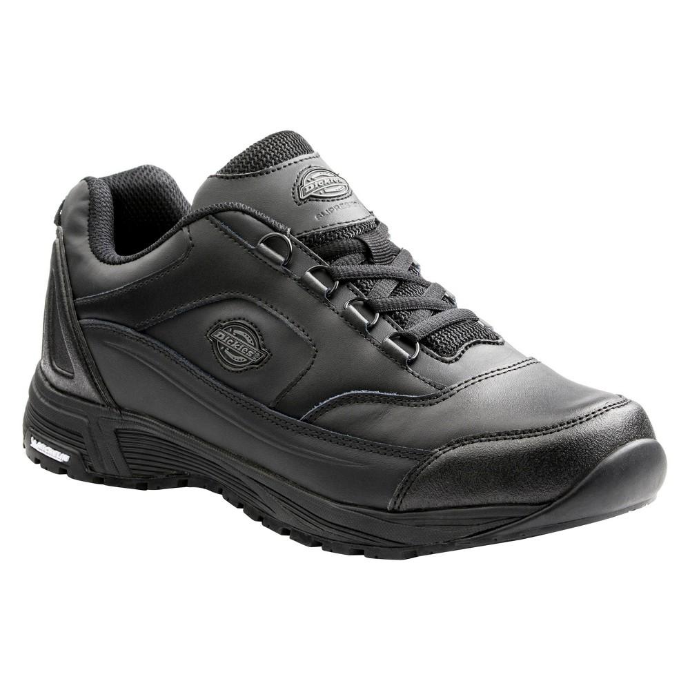 Mens Dickies Charge Work Shoes - Black 10.5