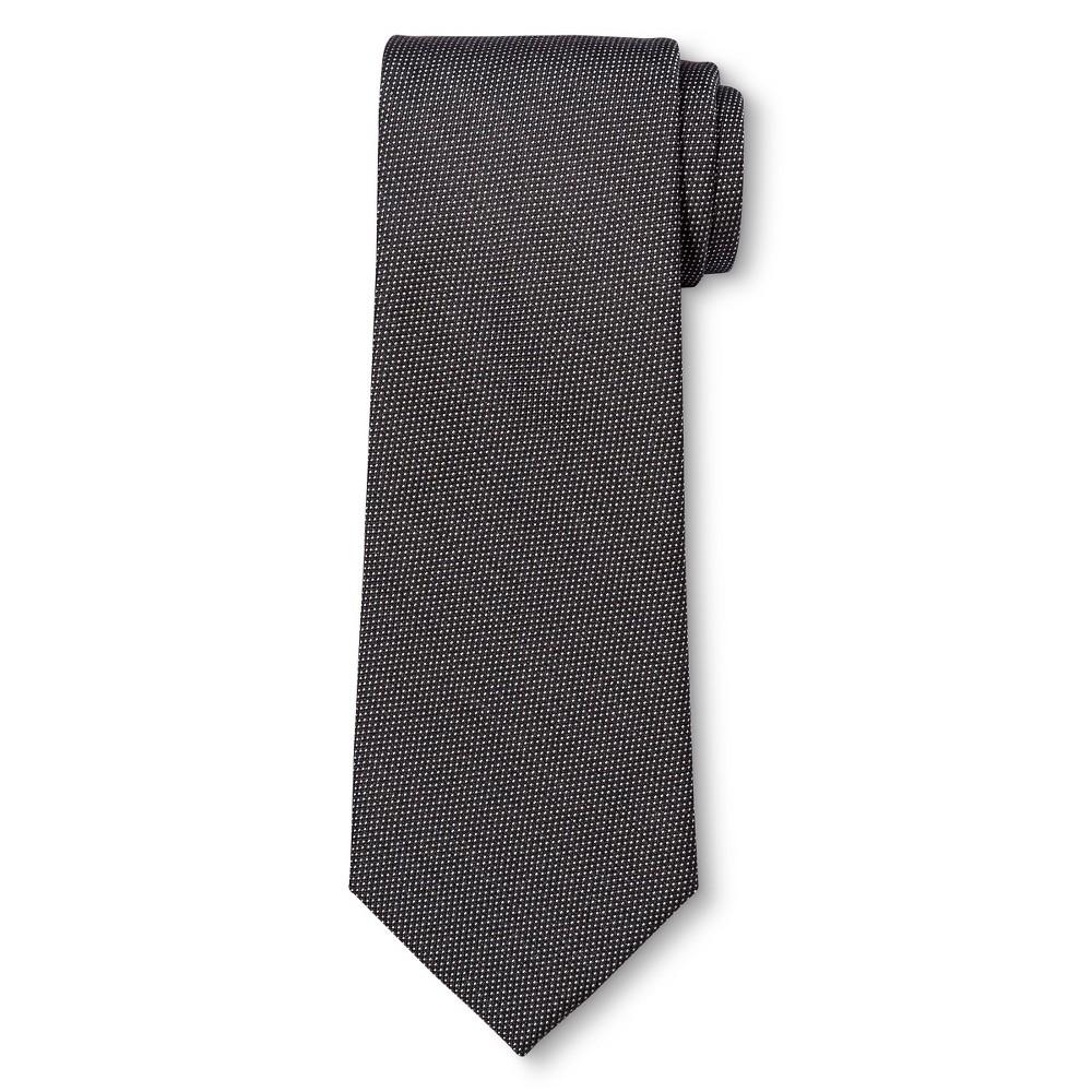 Men's Oxford Necktie Navy – City of London, Grey