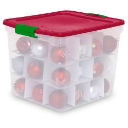 Homz® Multi-Layer Ornament Box
