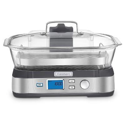 Cuisinart® Cookfresh Digital Glass Steamer - Stainless Steel Stm-1000