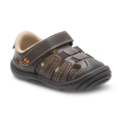 Baby Boys' Surprize by Stride Rite® Ace Fisherman Sandals - Brown 3