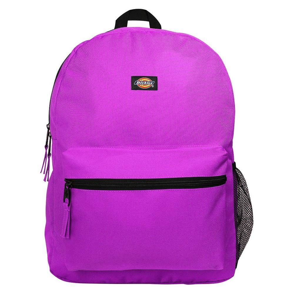 Dickies 17 Solid Student Backpack - Neon Purple