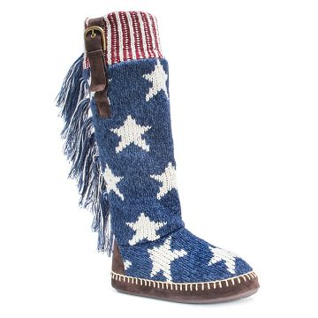 fringe boots for women : Target