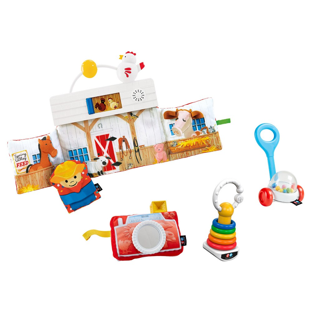 Fisher-Price Retro Modern Gift Set