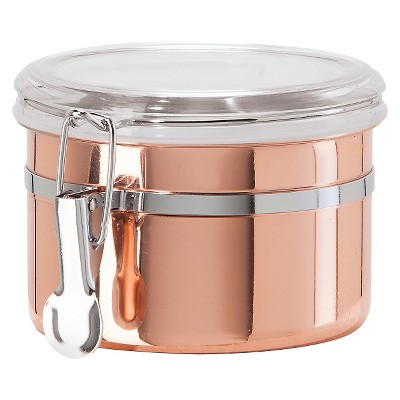 OGGI 26oz Copper Plated Canister