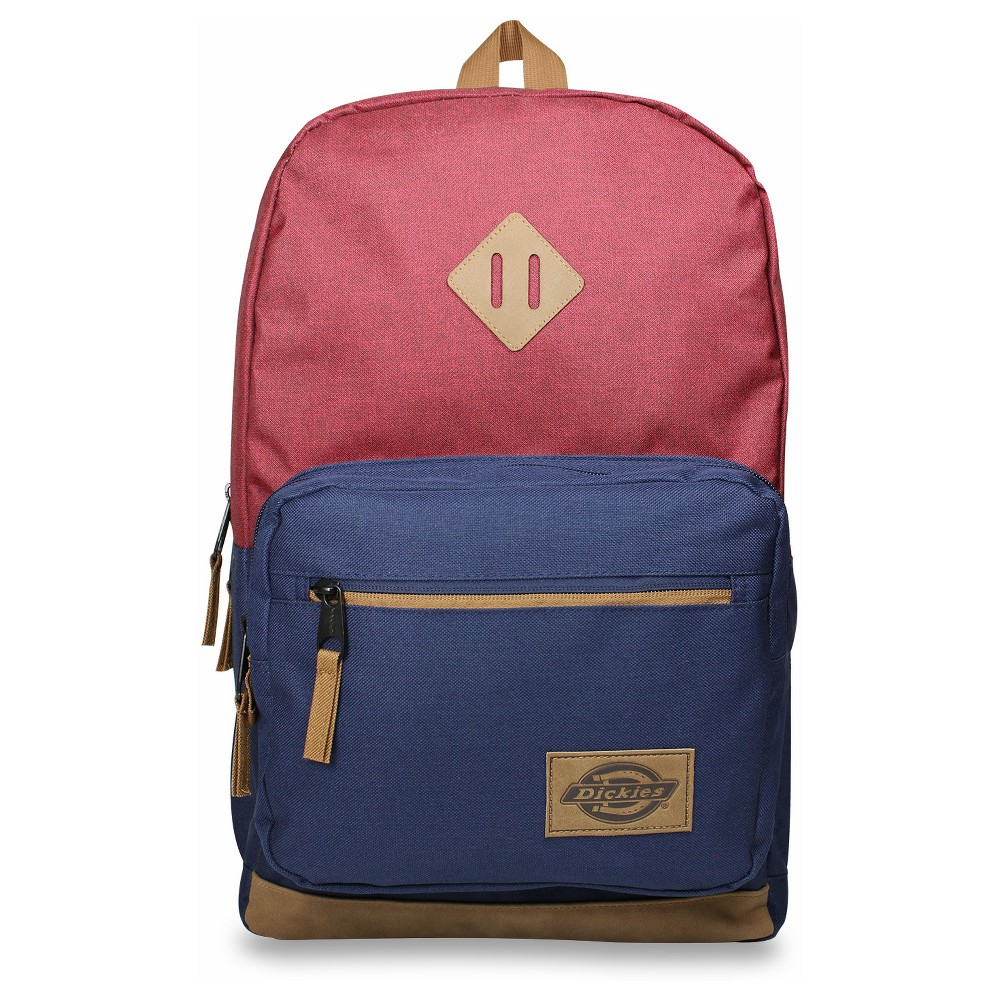 Dickies Study Hall Backpack - Scarlet (Red) Heather