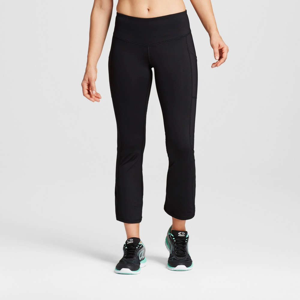 Women's Embrace Crop Flare Pants - C9 Champion Black L
