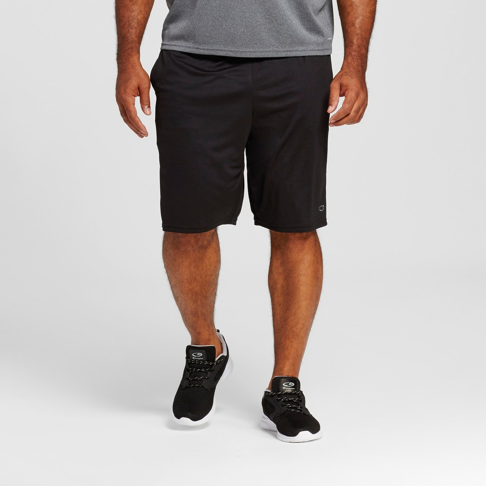 Men's Activewear Shorts - C9 Champion Black Xxxl